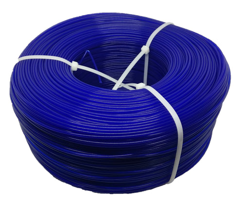 1KG HTPLA+ Filament Refill - Heavy Water Blue