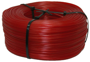 1KG PETG Filament Refill - Reactor Red