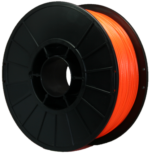 1KG ABS2.0 Filament - Alpha Particle Orange