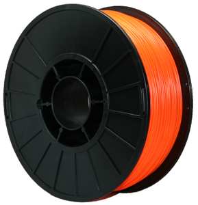 1KG ABS2.0 Filament - Radioactive Orange