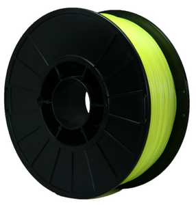 1KG ABS2.0 Filament - Uranium Yellow