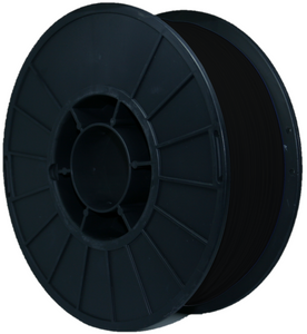 1KG PET Filament - Carbon Rod Black