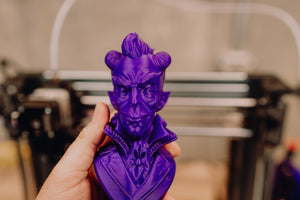 1KG HTPLA+ Filament Refill - Plutonic Purple