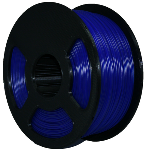 1KG HTPLA+ Filament - Heavy Water Blue