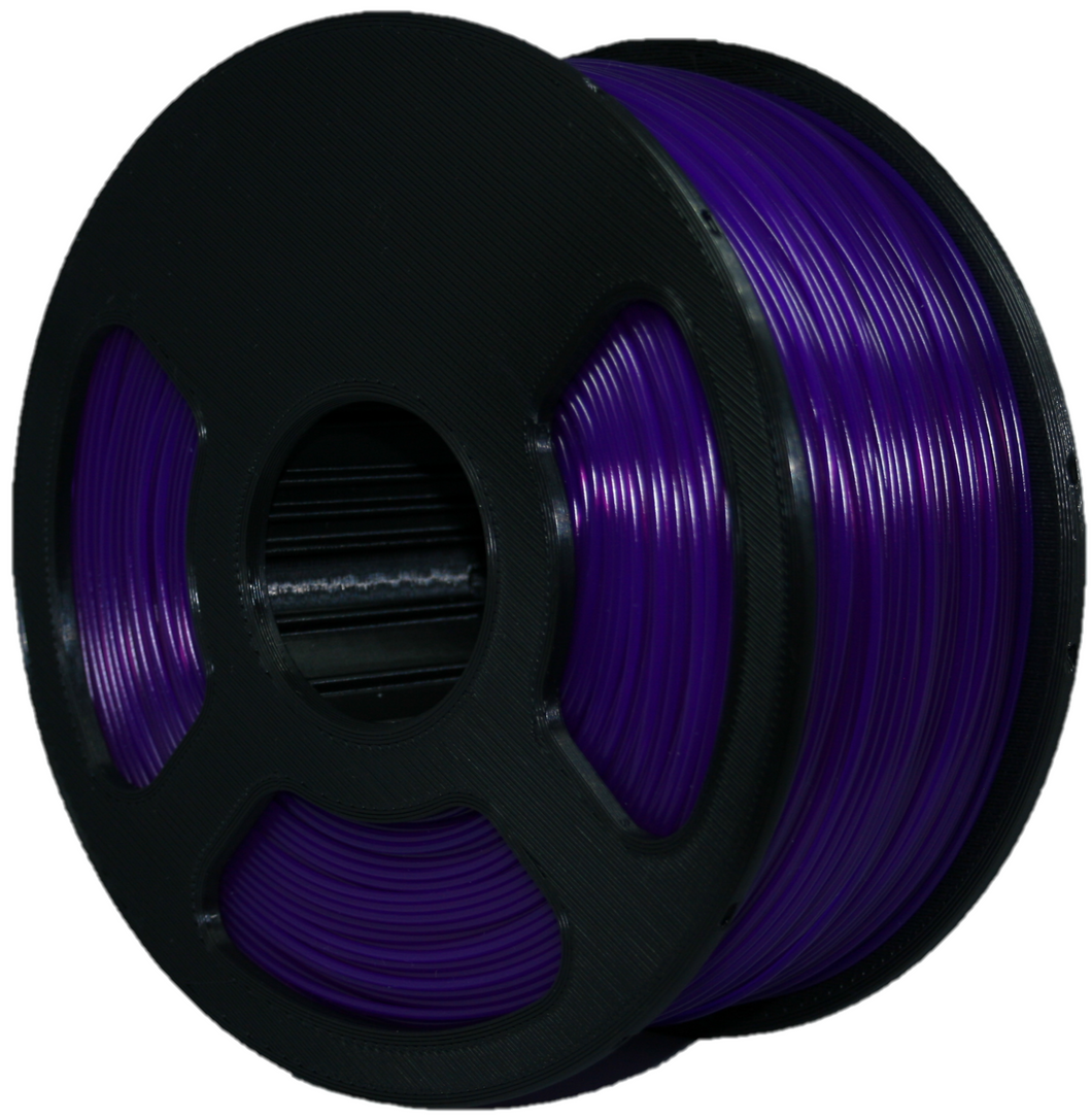1KG PETG Filament - Plutonic Purple