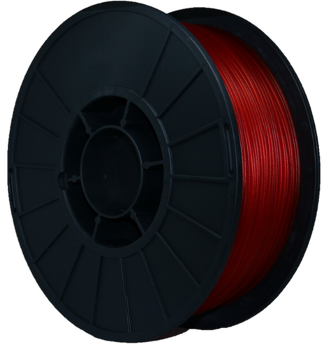 1KG PLA Filament - Reactor Red