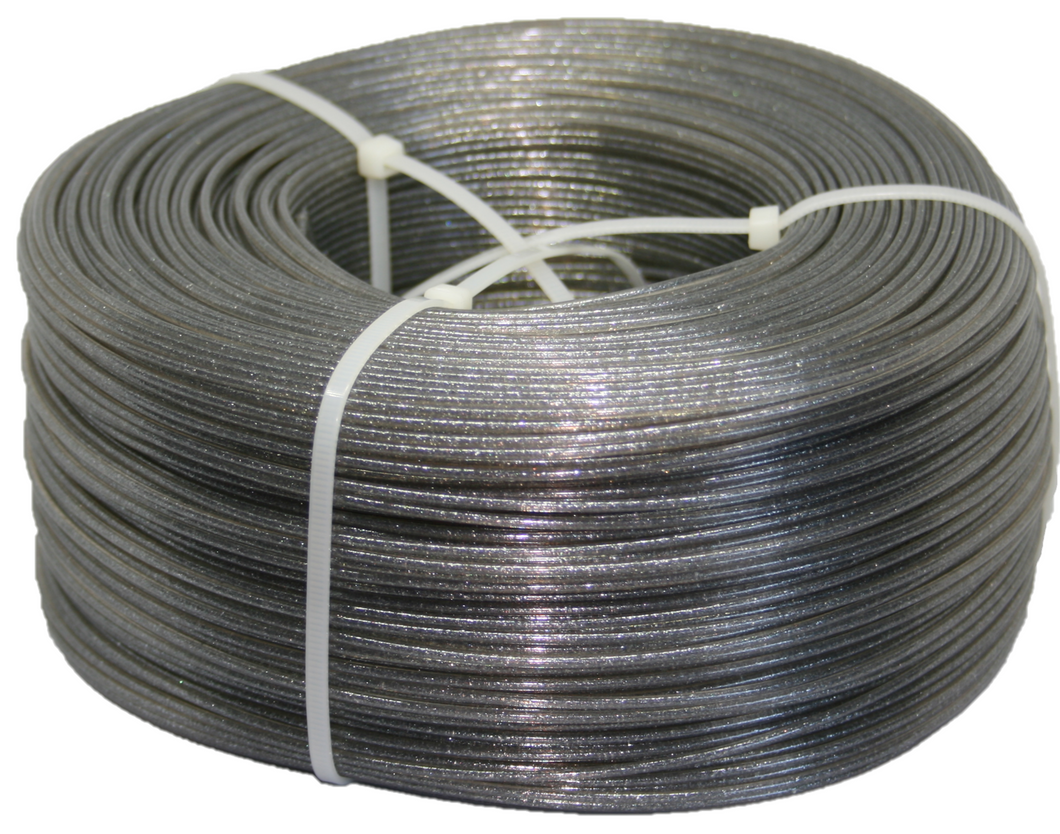1KG PETG Filament Refill - Radiated Fog