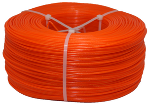 1KG HTPLA+ Filament Refill - Radioactive in Pumpkin