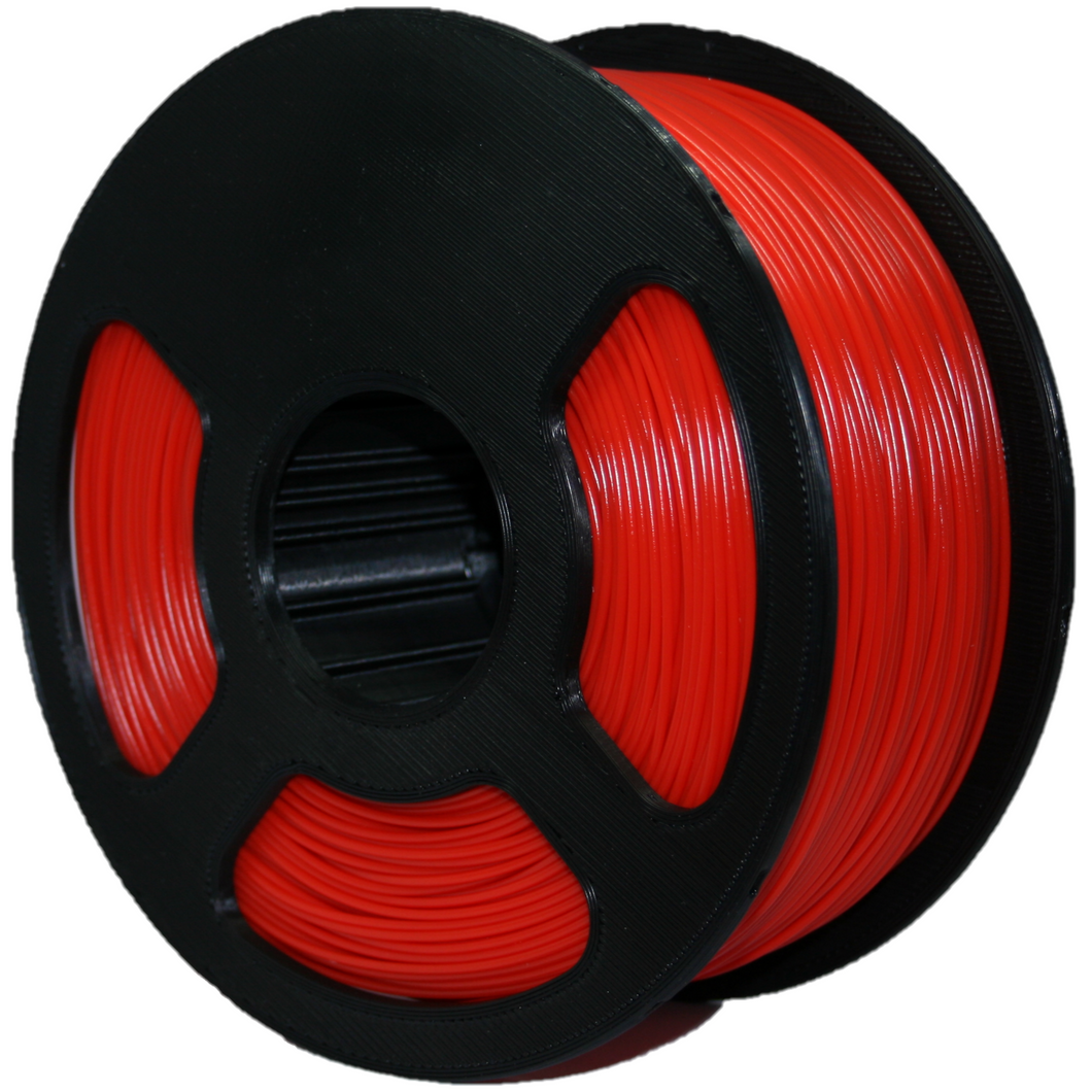 1KG HTPLA+ Filament - Seismic Red