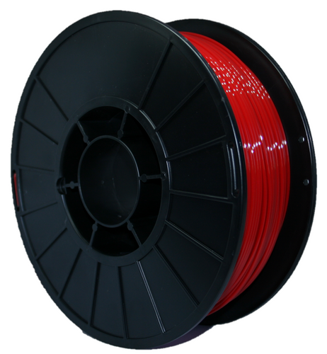 1KG HTPET+ Filament - Seismic Red