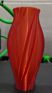 1KG HTPLA+ Filament Refill - Reactor Red