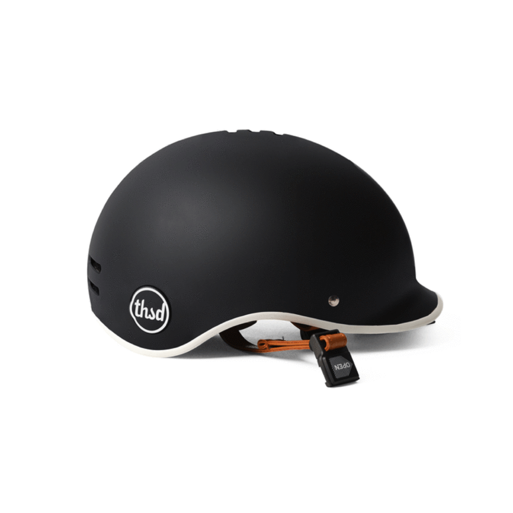 casque velo thousand heritage collection noir