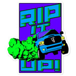 Rip It Up! - Bubble-free stickers - Reaper Industries