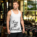 Reap the Rewards Fancy - Mens Tank Top - Reaper Industries