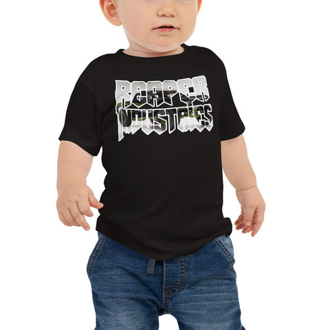 Truck Cutout - Baby Jersey Short Sleeve Tee - Reaper Industries