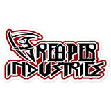 Reaper Logo New - Bubble-free stickers - Reaper Industries