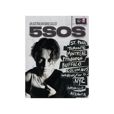 5SOS: TOUR ZINE '19 - No. 2