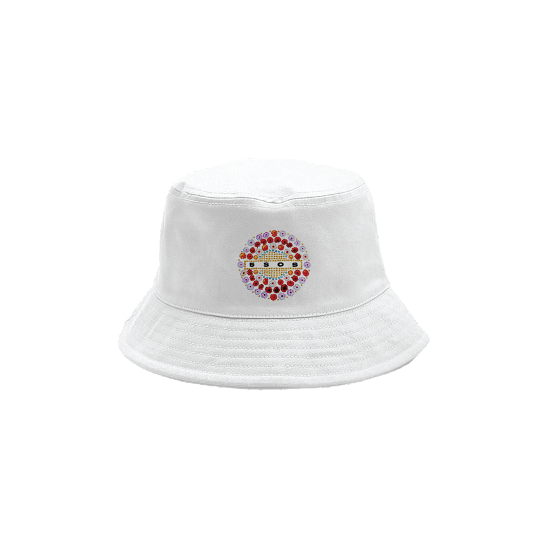 WILDFLOWER BUCKET HAT