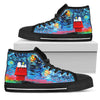 Snoopy Canvas Shoes 2