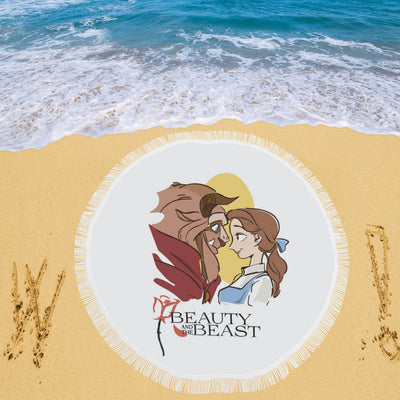 Beauty and the Beast Disney Beach Blanket 2 - CreatedOn Disney