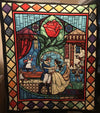 BEAUTY AND THE BEAST FABRIC QUILT - CreatedOn Disney