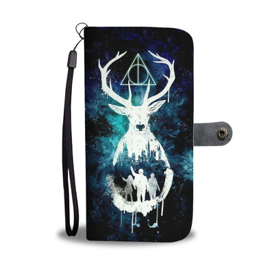 HP Wallet Phone Case