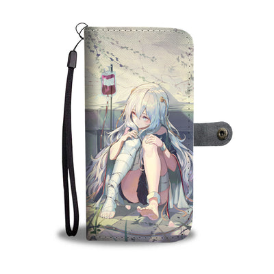Anime Girl Wallet Case 3 - CreatedOn Disney