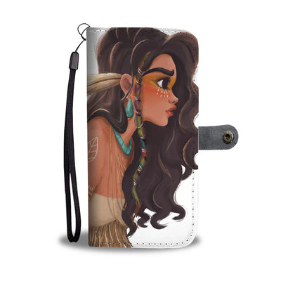 Moana Wallet Case 7