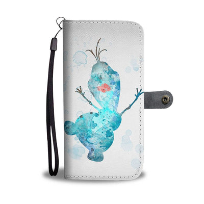 Olaf Wallet Case 1