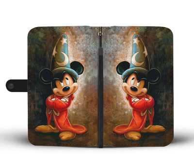 Mickey Wallet Case 1