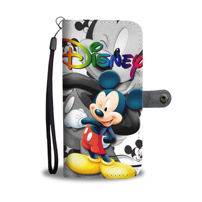 Mickey Wallet Case 8