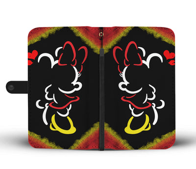 Mickey Wallet Case 14