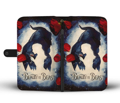 Beauty And The Beast Wallet Case 2 - CreatedOn Disney