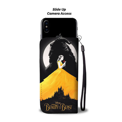 Beauty And The Beast Wallet Case 7 - CreatedOn Disney