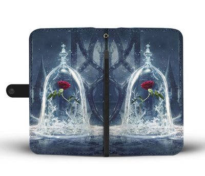 Beauty And The Beast Wallet Case 8