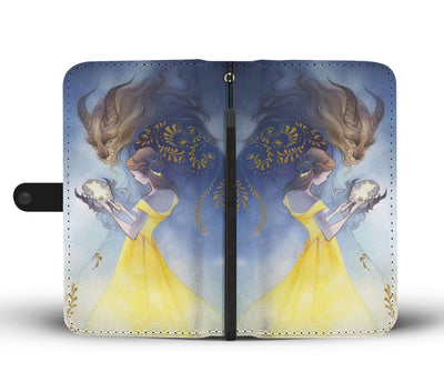 Beauty And The Beast Wallet Case 9 - CreatedOn Disney