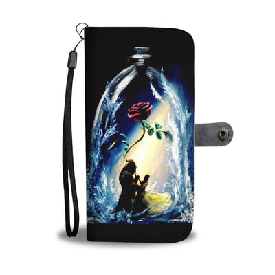 Beauty And The Beast Wallet Case 10