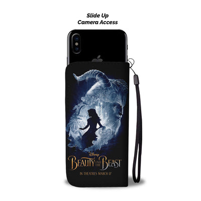 Beauty And The Beast Wallet Case 11 - CreatedOn Disney