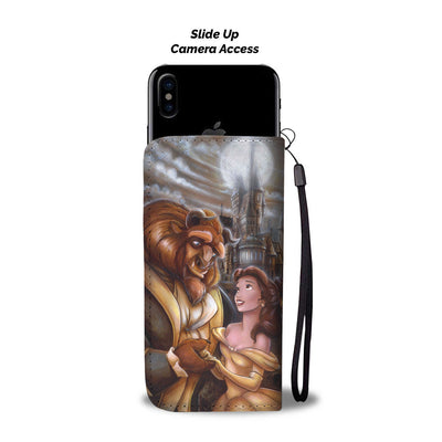 Beauty And The Beast Wallet Case 12