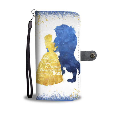 Beauty And The Beast Wallet Case 13 - CreatedOn Disney