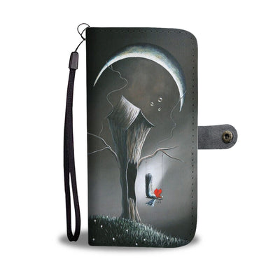 Alice In Wonderland Wallet Case 2 - CreatedOn Disney