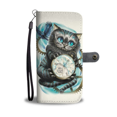 Alice In Wonderland Wallet Case 3 - CreatedOn Disney