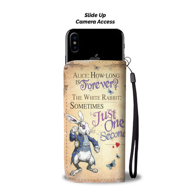 Alice In Wonderland Wallet Case 6 - CreatedOn Disney
