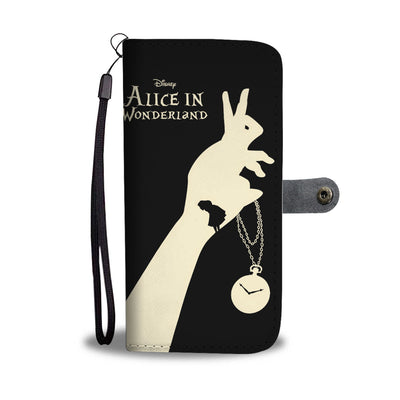 Alice In Wonderland Wallet Case 10 - CreatedOn Disney