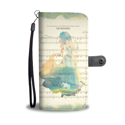 Snow White Wallet Case 1