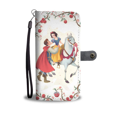 Snow White Wallet Case 3