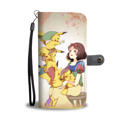 Snow White Wallet Case 5