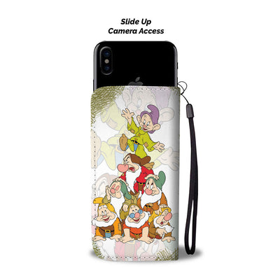 Snow White Wallet Case 7