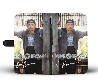 Kane Brown Wallet Case1 - CreatedOn Disney