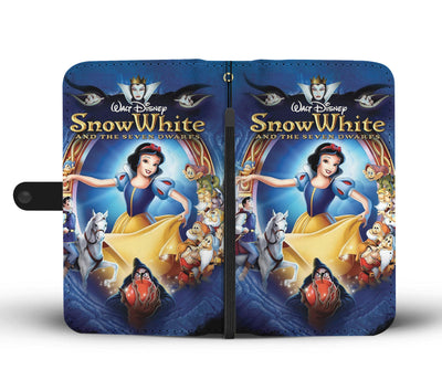 Snow White Wallet Case 9